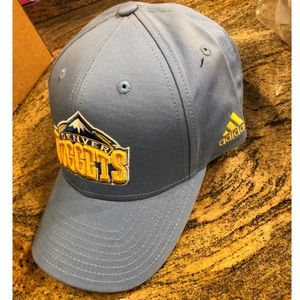 Blue Denver Nuggets Snap Back Hats